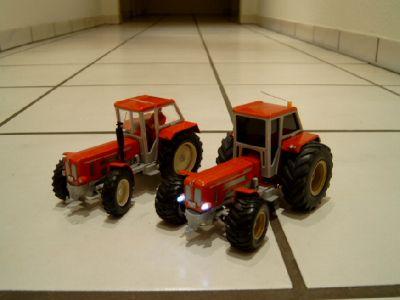 Rc traktoren selber bauen